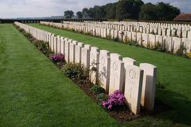 Canadian wargraves